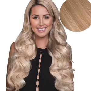 BELLAMI HAIR extensions in Butter Blonde